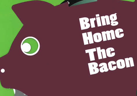 Bring Home The Bacon Financial Folder