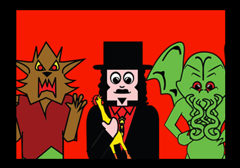 Svengoolie VS Monsters